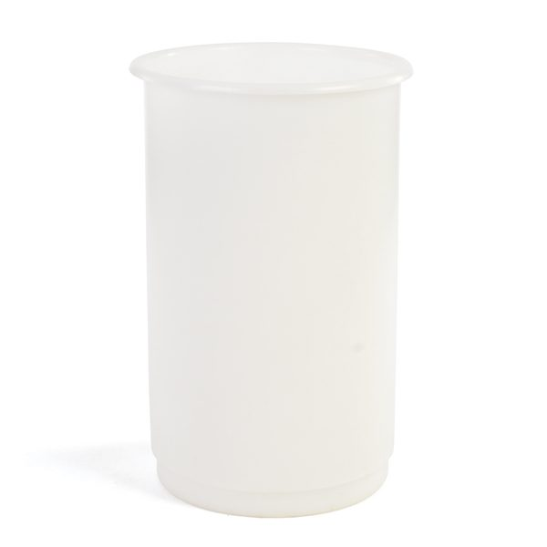 Tall Storage Tub, Stackable with Lid for Outdoor Storage and Organising