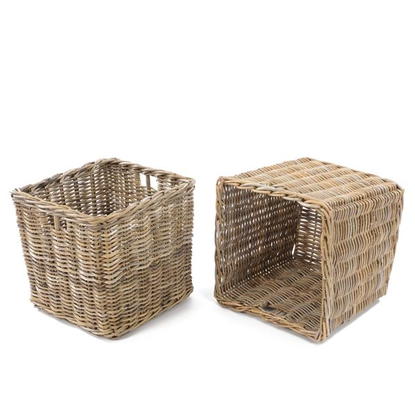 Set of Rattan Baskets
