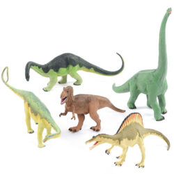 Large Dinosaurs set for Small World outdoor play and learning