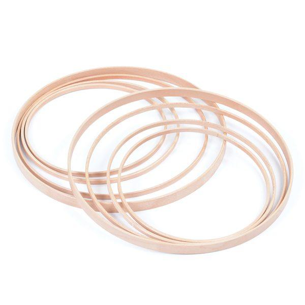 Set of Weaving Rings