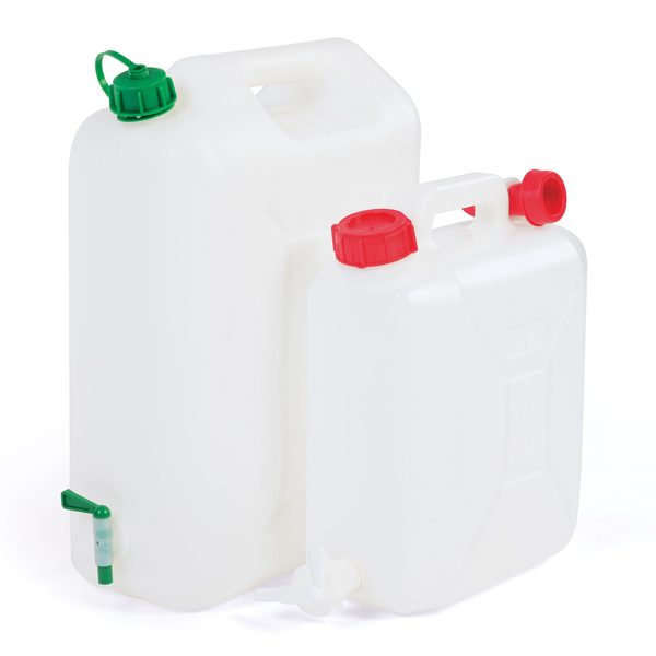 Set of Jerry Cans