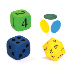 ODPG05 set of outdoor dice