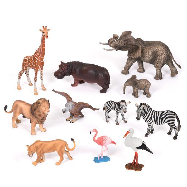 Grassland Animals Collection