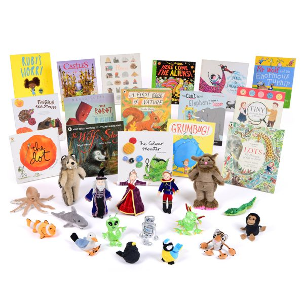 Book & Puppet Resource Collection