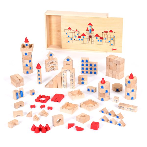 Castle Building Blocks