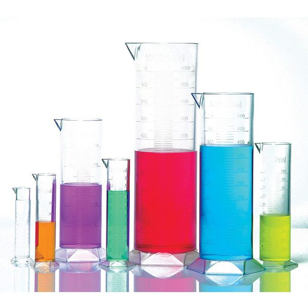 set of graduated cylinders