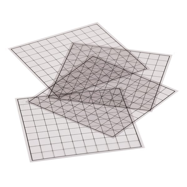Set of Transparent Grids