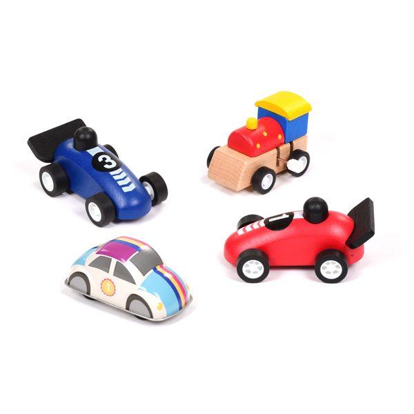 Set of Friction Vehicles