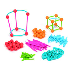 Geometric Shapes Building Set