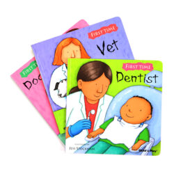 Set of Occupation Books EYFS