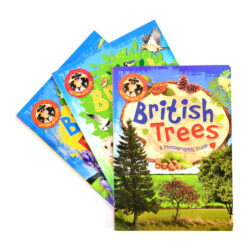 British Wildlife Book Set KS1