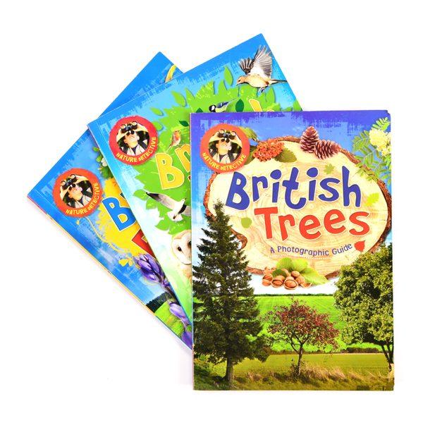 British Wildlife Book Set KS1