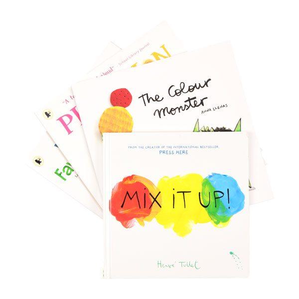 Set of Colour Books