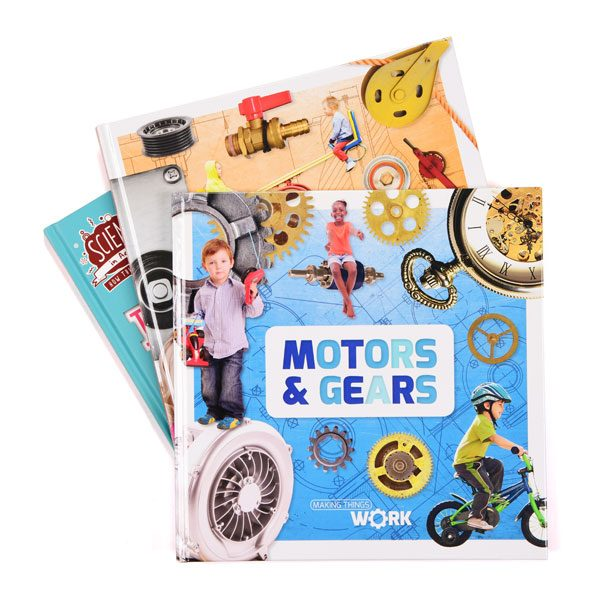 Movement & Mechanism Book Set