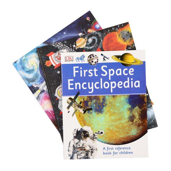 Space Non-Fiction Book Set