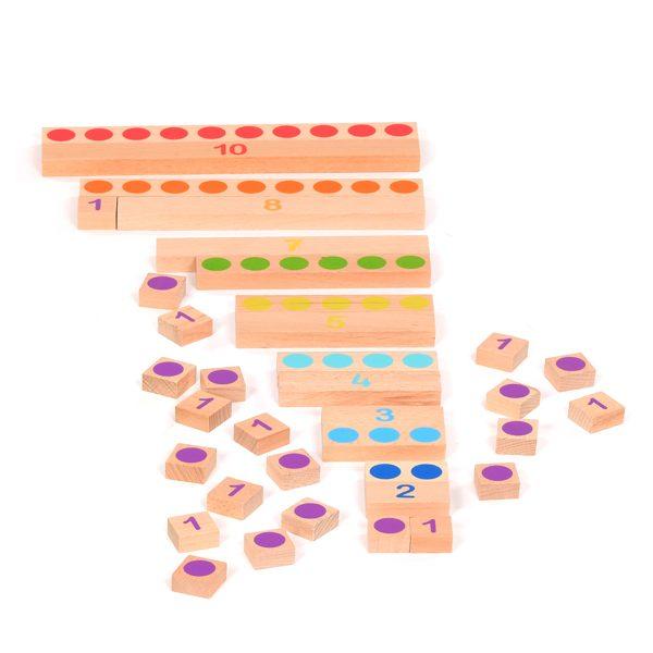 Set of Calculating Sticks
