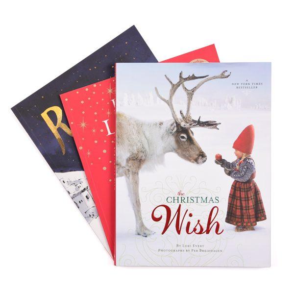 Christmas Book Collection A