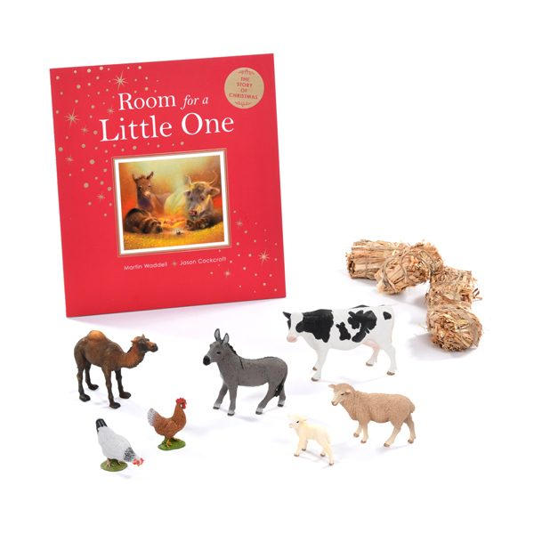 Small World Nativity Set