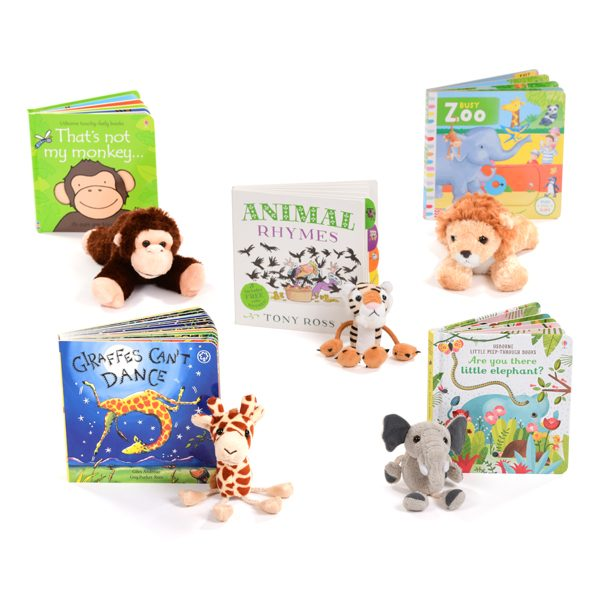 Wild Animal Stories Collection 2-3yrs