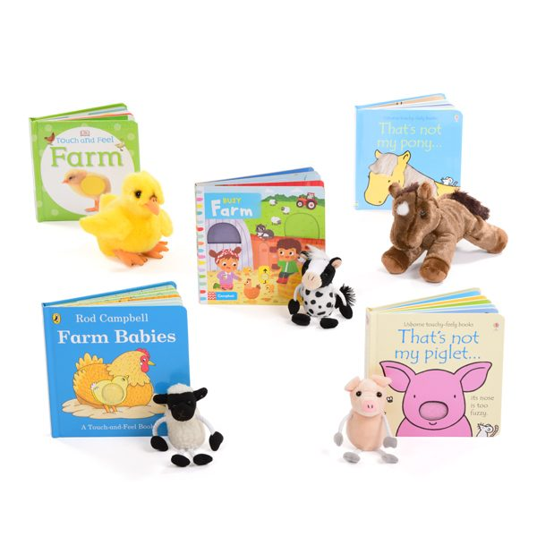 Farm Animal Stories Collection 2-3yrs