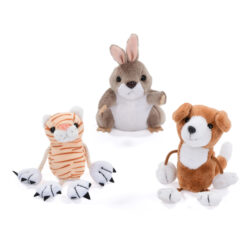 Pet Finger Puppet Set