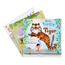 Wild Animal Book Set