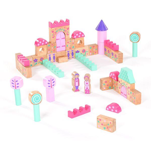 Fairy Tale Building Block Set