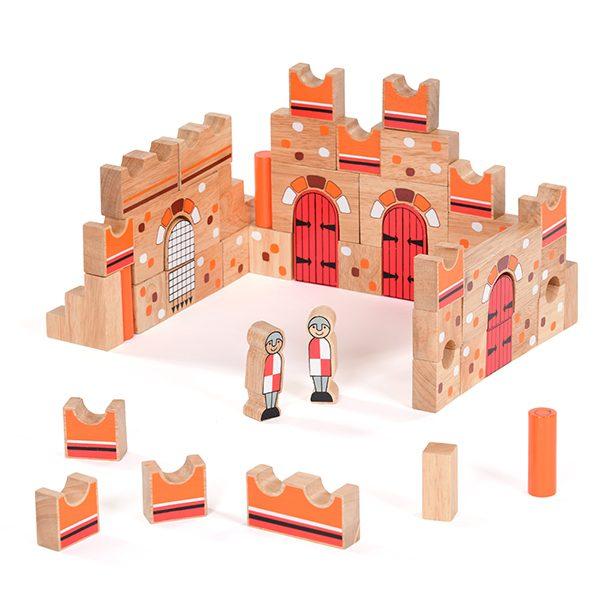 Castle Building Block Set
