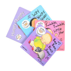 Nursery Rhymes Book Set B
