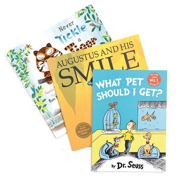 Set of Spring Books B
