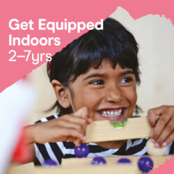 Indoor Resources 2-7yrs