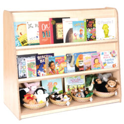 Complete Book & Puppet Area 4-5yrs