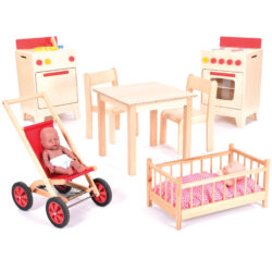 Complete Role Play Domestic Area 2-3yrs