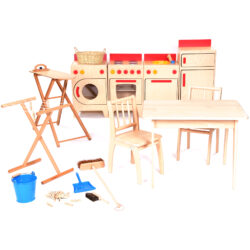 complete domestic kitchen Complete Role Play Domestic Kitchen Area 4-5yrs