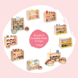 Complete Areas & Trays 2-3yrs