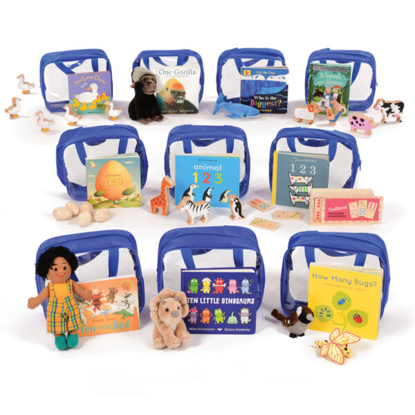 Going Home Number Collection Set Two 2-3yrs