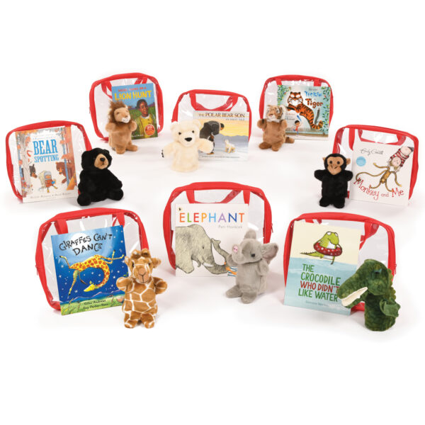 Going Home Wild Animals Collection 3-6yrs