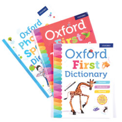 Dictionary, Thesaurus & Spelling Set