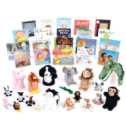 Book & Puppet Resource Collection 4-5yrs