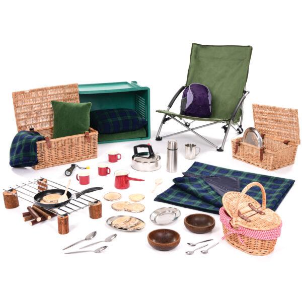 den & camping Imaginative Play Camping Collection
