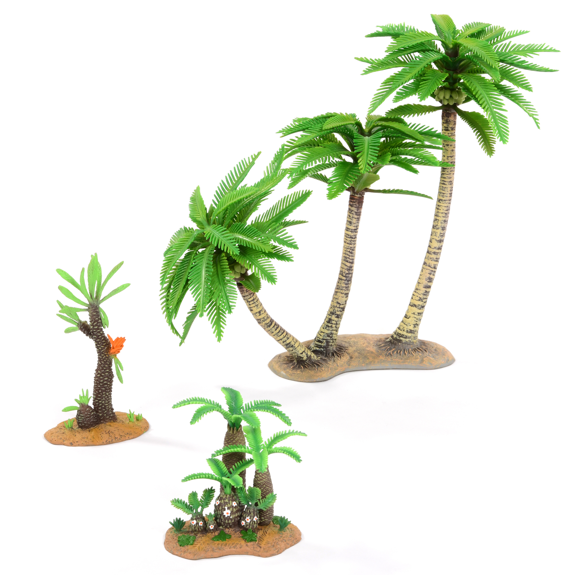 Set of Tropical Trees