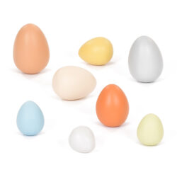 Set of Weighted Eggs