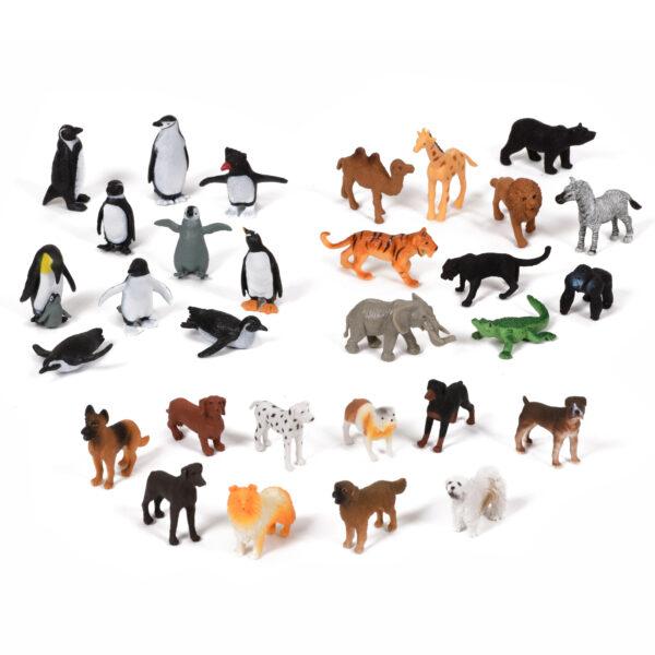 Animal 10's set of