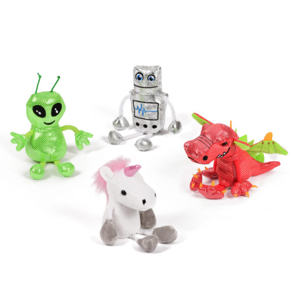 Set of Story Character Finger Puppets