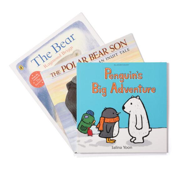 Winter Story Book Set