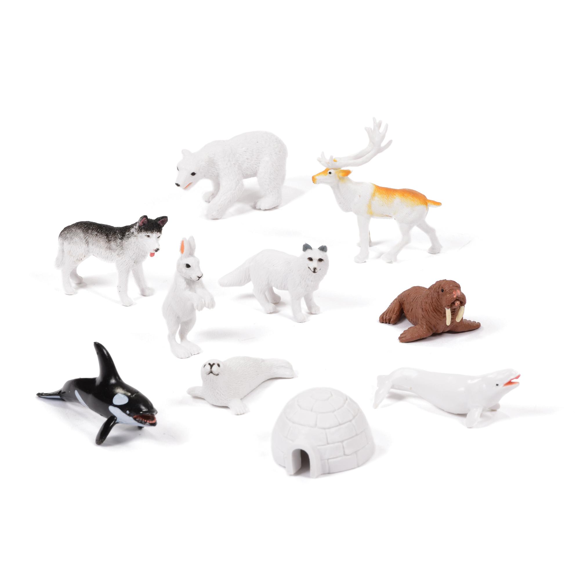 Mini Artic Characters Set