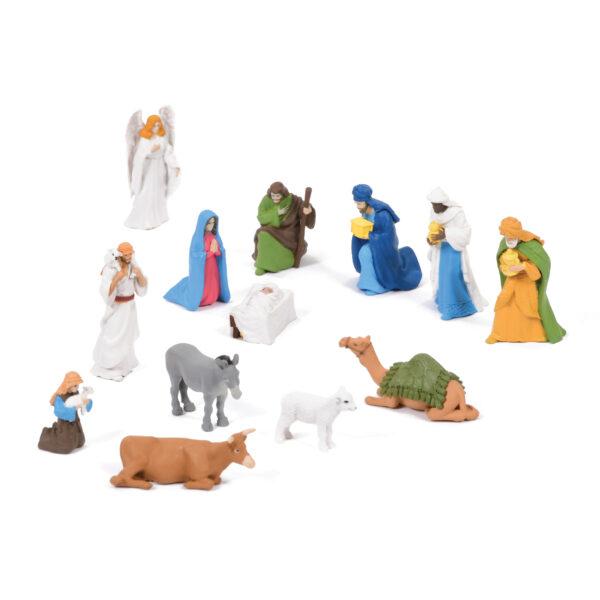 Mini Nativity Set
