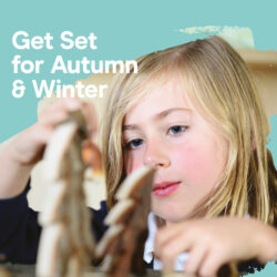 Get Set for Autumn & Winter