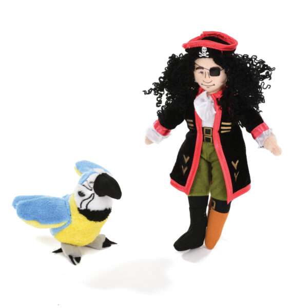 Pirate & Parrot Finger Puppets