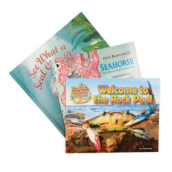 Sea & Shore Non-Fiction Book Set